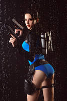 Cosplay Lara Croft (Tomb Raider: Underwold) by LiSaCroft