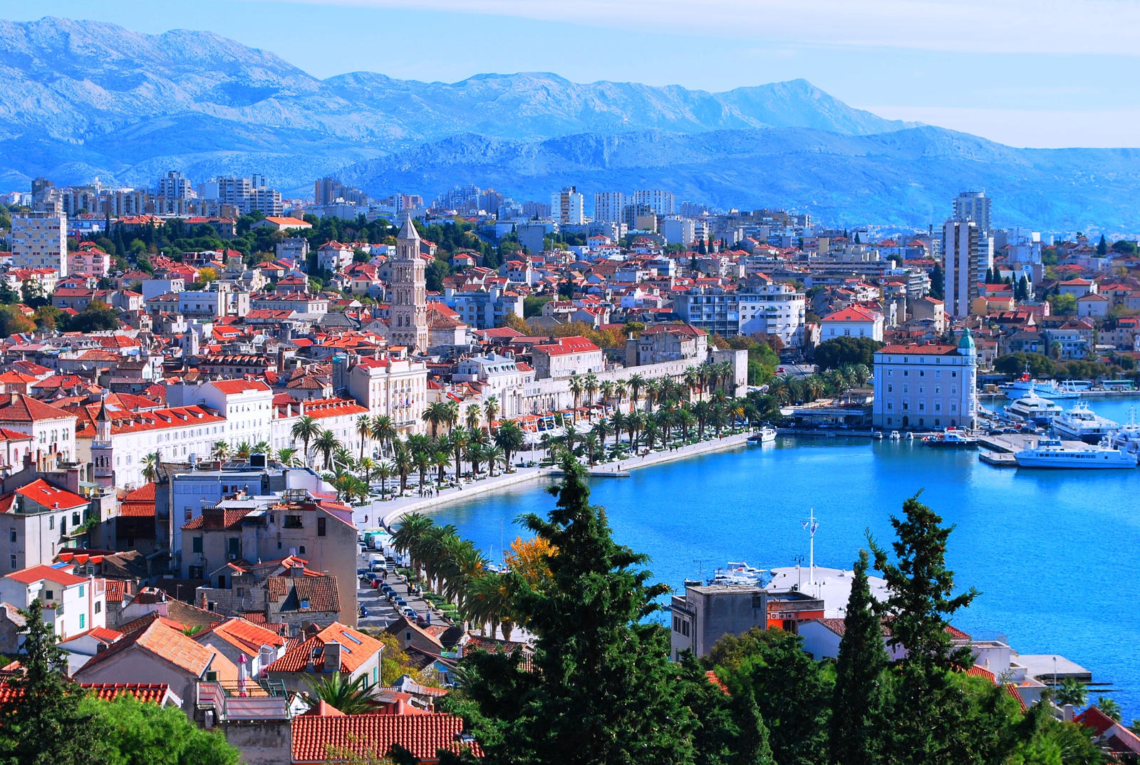 Split Croatia  city pictures gallery : Split, Croatia by C through my Is on DeviantArt