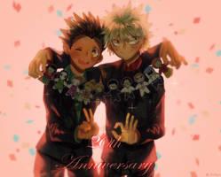20th Anniversary! by Kiekyun