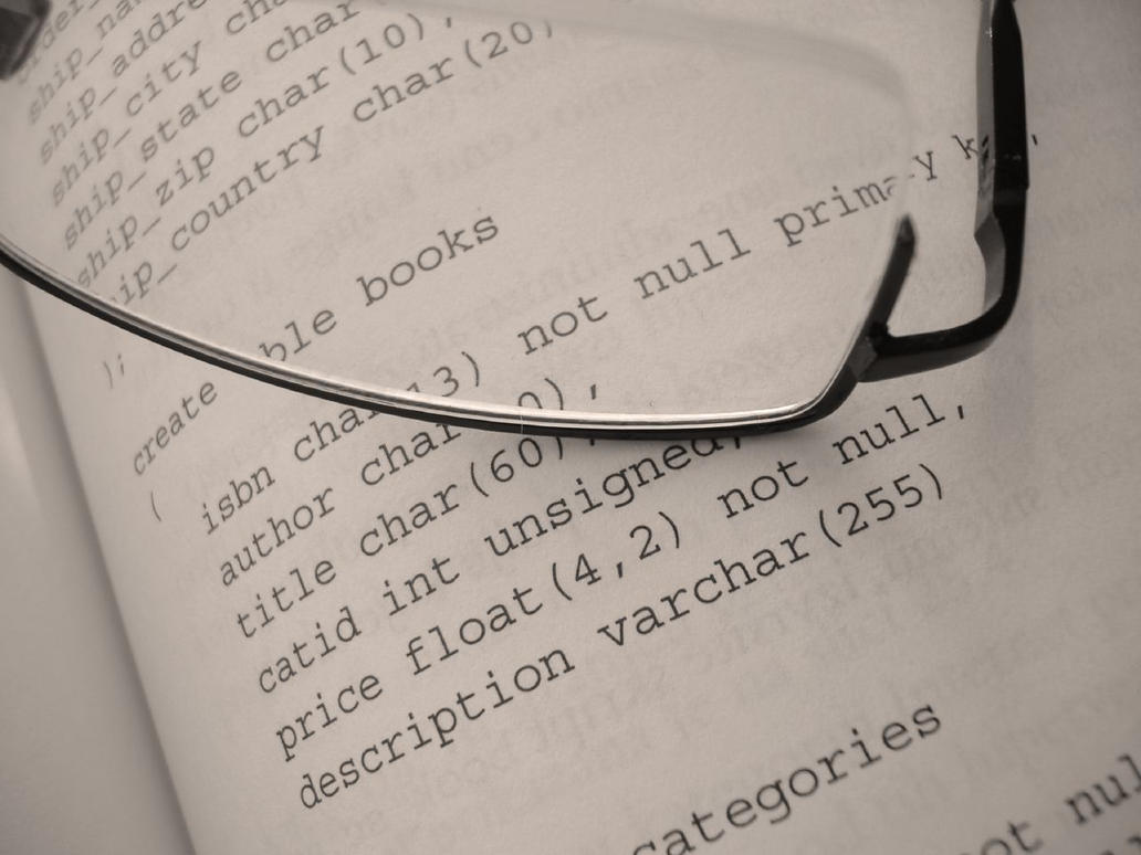 mySQL geek by geekchix