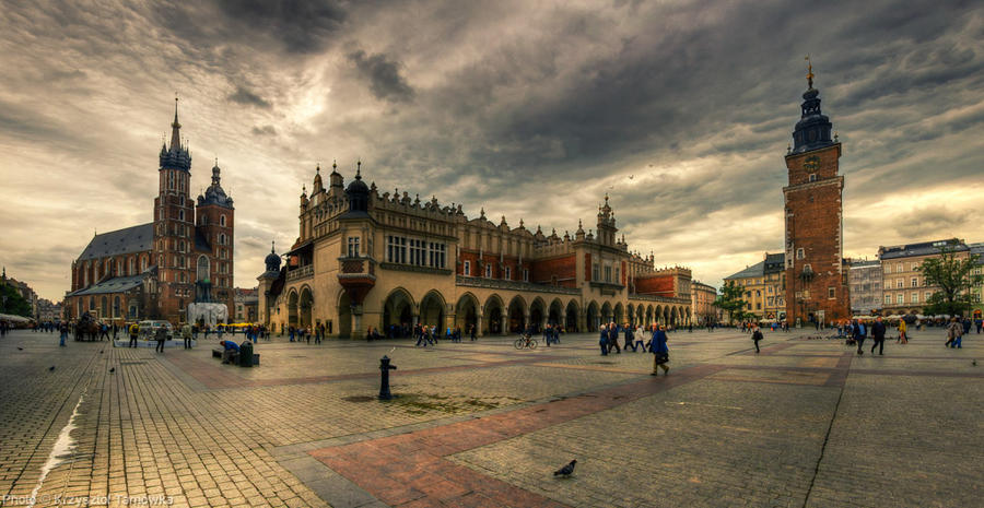 Krakow by topperGfx