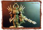 Warrior Chaos miniature (Warhammer Fantasy)