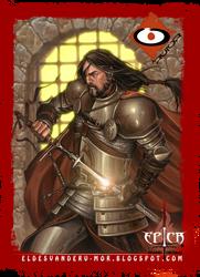 EPICA. Edades Oscuras _ Sensei of the Sword by RU-MOR