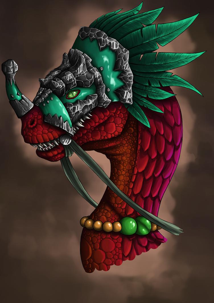 WoW Raptor Mount by Rachninja95