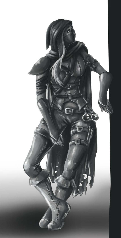 Sneaky Thief by Rachninja95