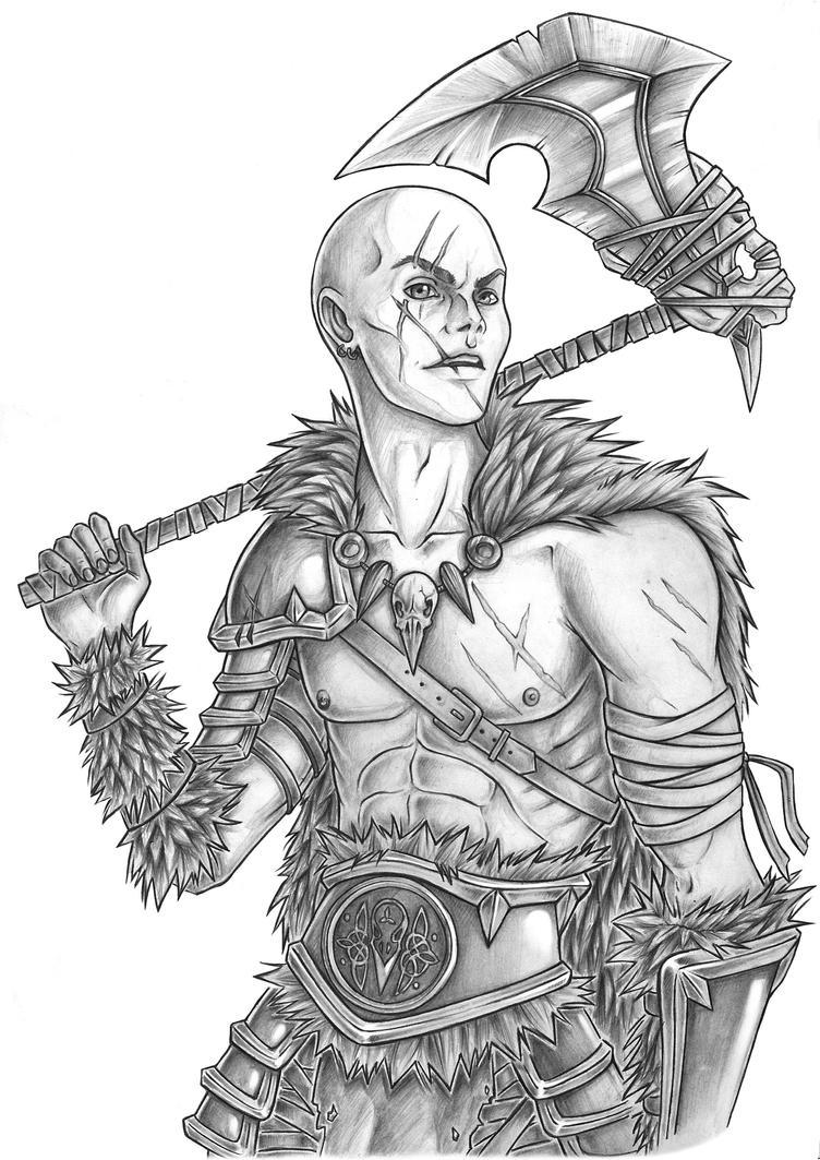 Brute by Rachninja95