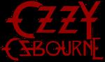 Ozzy Osbourne logo by The2ndD