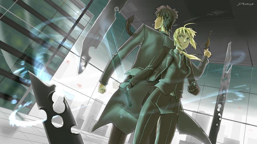 Fate Zero by Maigleco