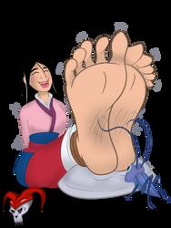 Mulan Brings Laughter to us All
