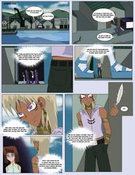 Laughter in Battle City [page 3]