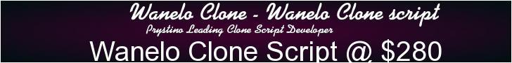 Wanelo Clone,Social Commerce Script