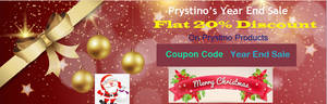 Unbelievable Discount offers from Prystino