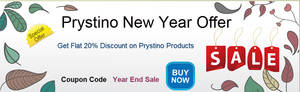 New year offer From Prystino