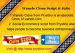 Wanelo Clone Script