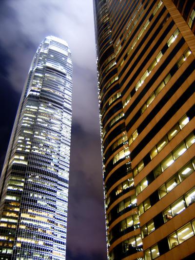 IFC Hong Kong by rdevill