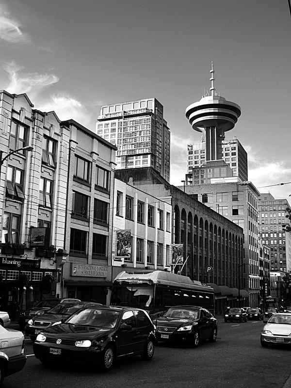 Harbour centre by rdevill