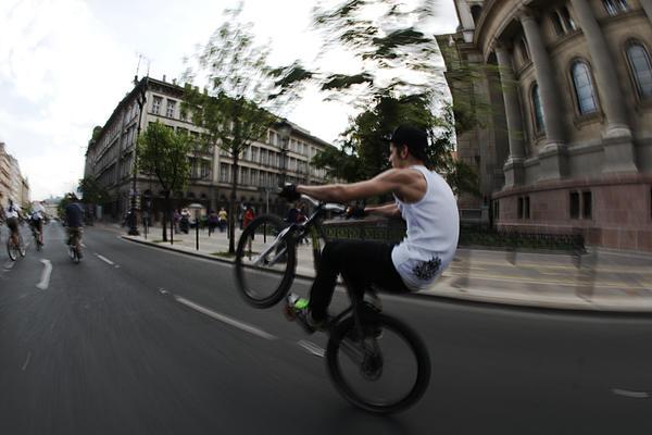 Speedy bike by rdevill