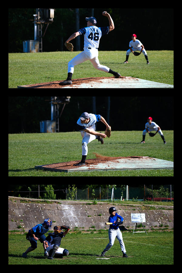 Baseball by rdevill