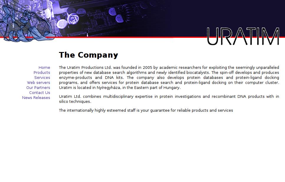 URATIM Ltd. by rdevill
