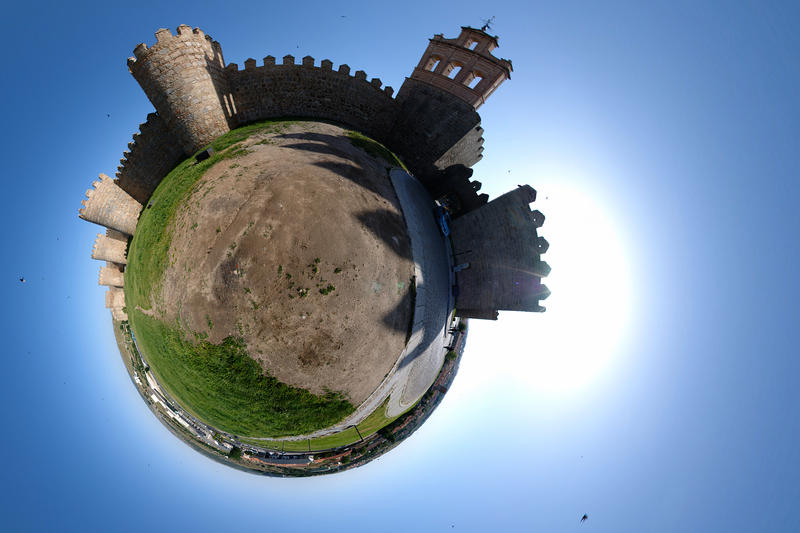 Planet Avila ::360 Pano:: by rdevill