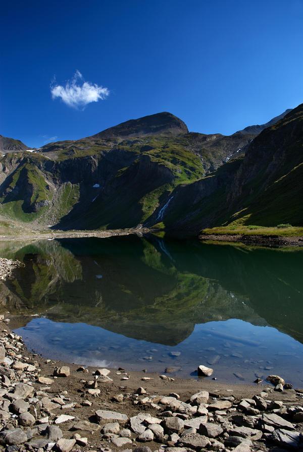 Alpine morning by rdevill