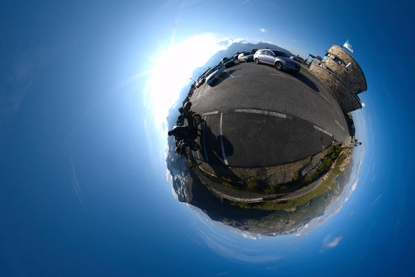 Planet Edelweissspitze ::360:: by rdevill