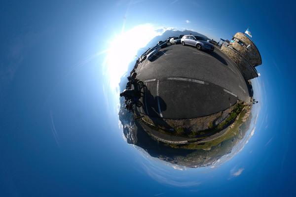 Planet Edelweissspitze ::360:: by rdevill