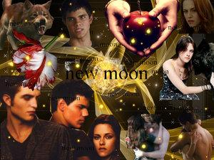 New Moon Wallpaper 5 by New-Moon-Club
