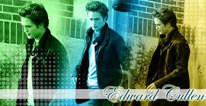 Edward Cullen Blend by New-Moon-Club