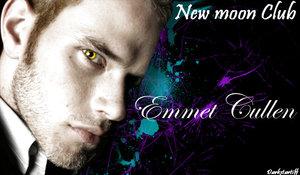 Emmett Cullen by New-Moon-Club