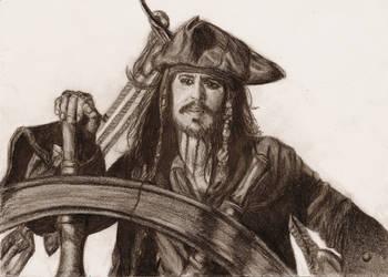 The Captain by KayenBlurr