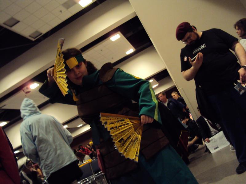 ASTL 2010 - Suki will fight... by Sappheirous