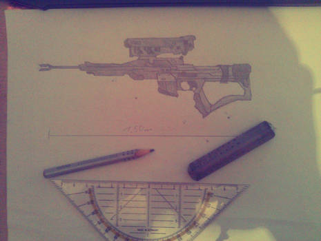 Sniper from Destiny
