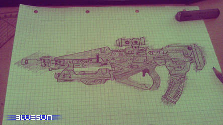 Destiny weapon design