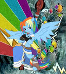 Rainbow Dash Soldier, The Greatest Concept