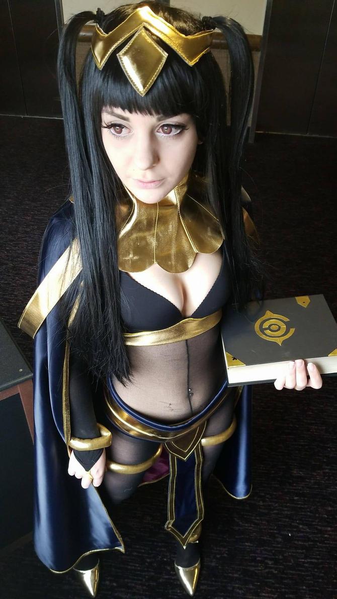 Tharja cosplay