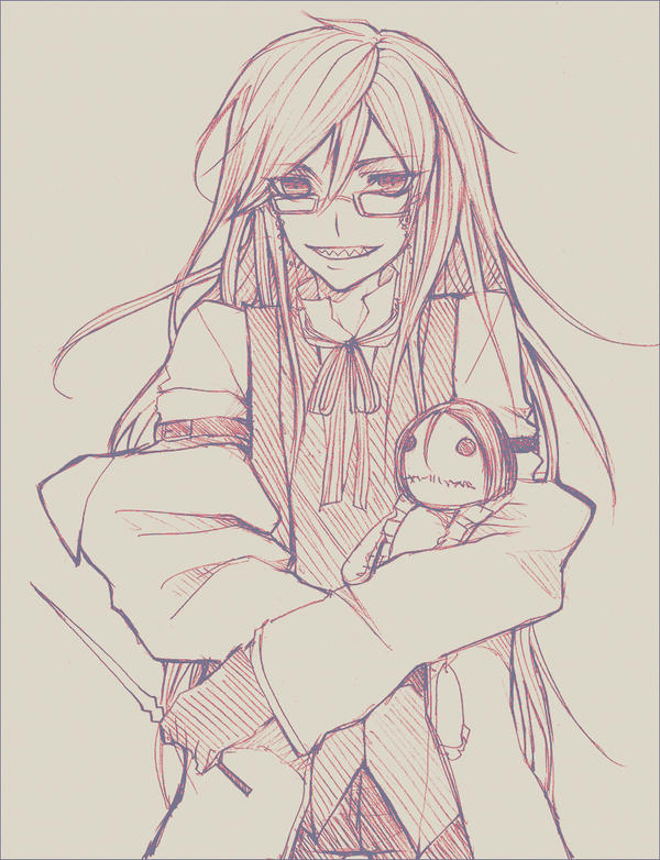 Grell by fayntcommissions