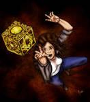 Hellraiser inspired Fan Art