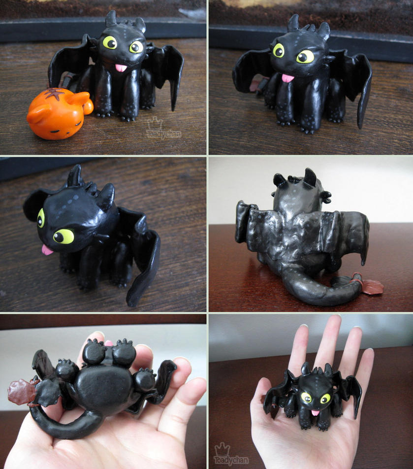 Toothless by Toadychan