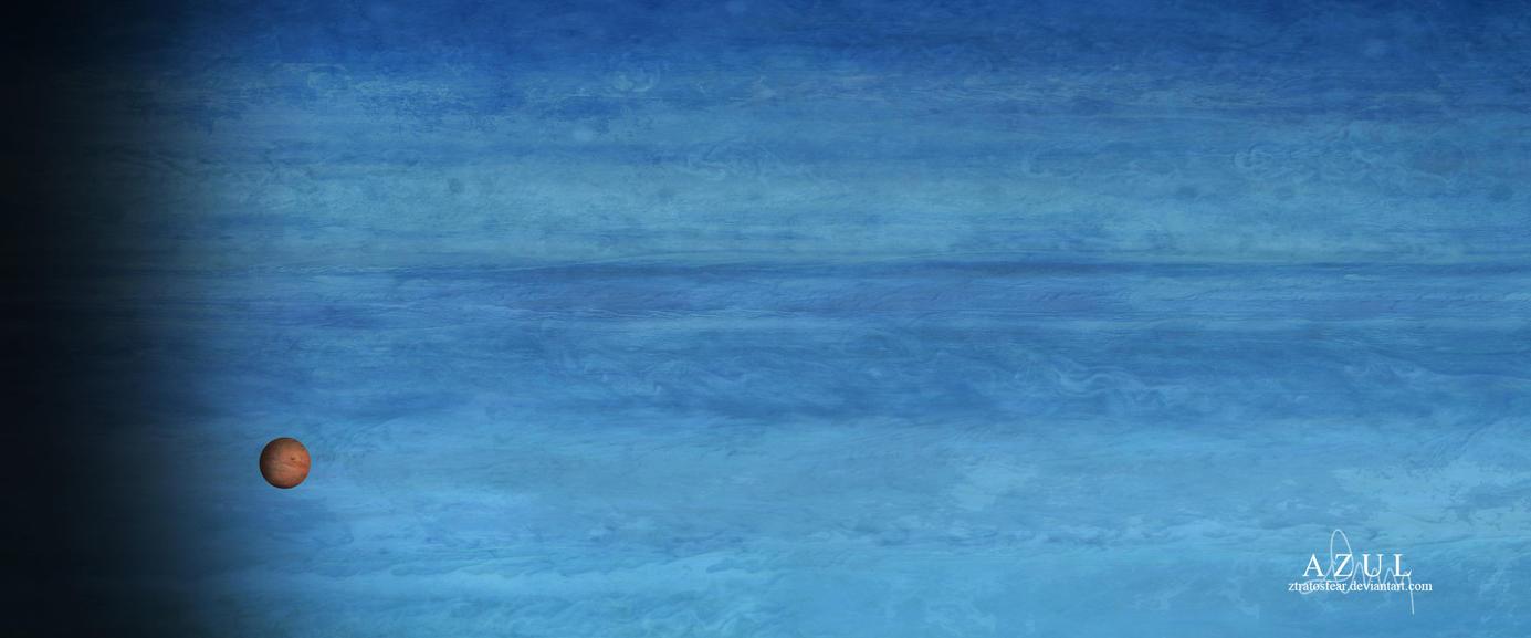 Azul by ztratosfear