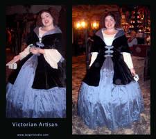 Victorian Artisan by KatGirlStudio