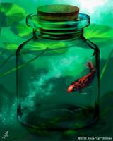 Bottled by KatGirlStudio