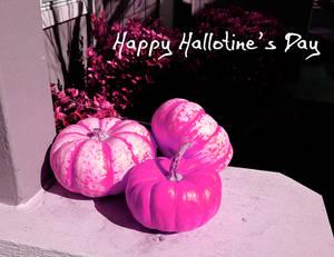 Happy Hallotine's Day 2013