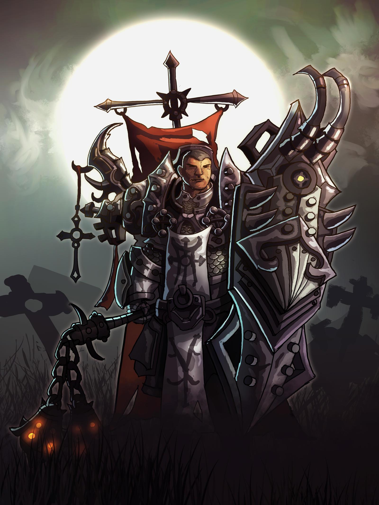 diablo 3 ndash crusader-#38