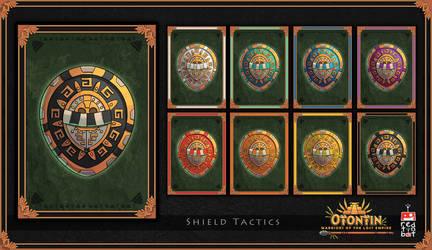 shield card by nigelhimself