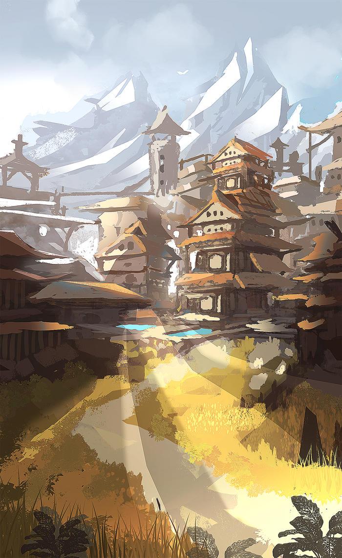 village by nigelhimself