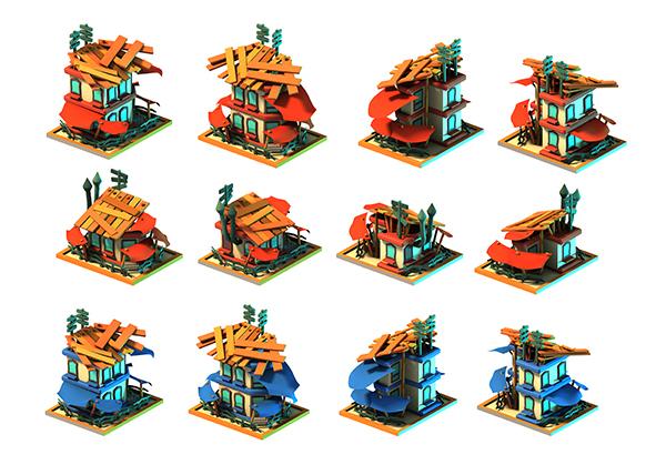 houses by nigelhimself
