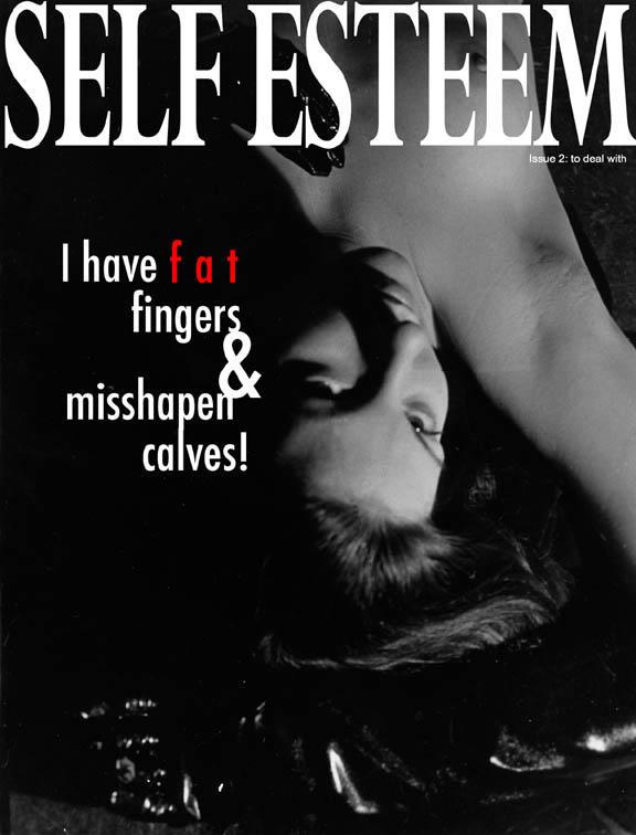 Self Esteem Issue 2 by enchantedone