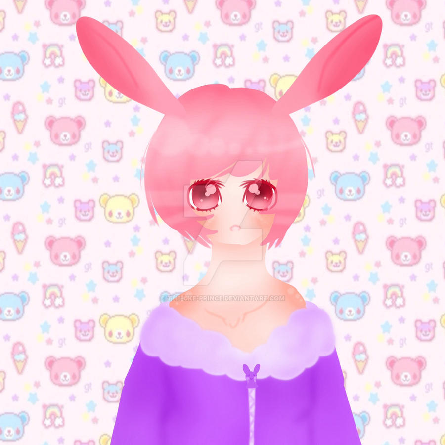 Kawaii Trap Bunny by the,uke,prince