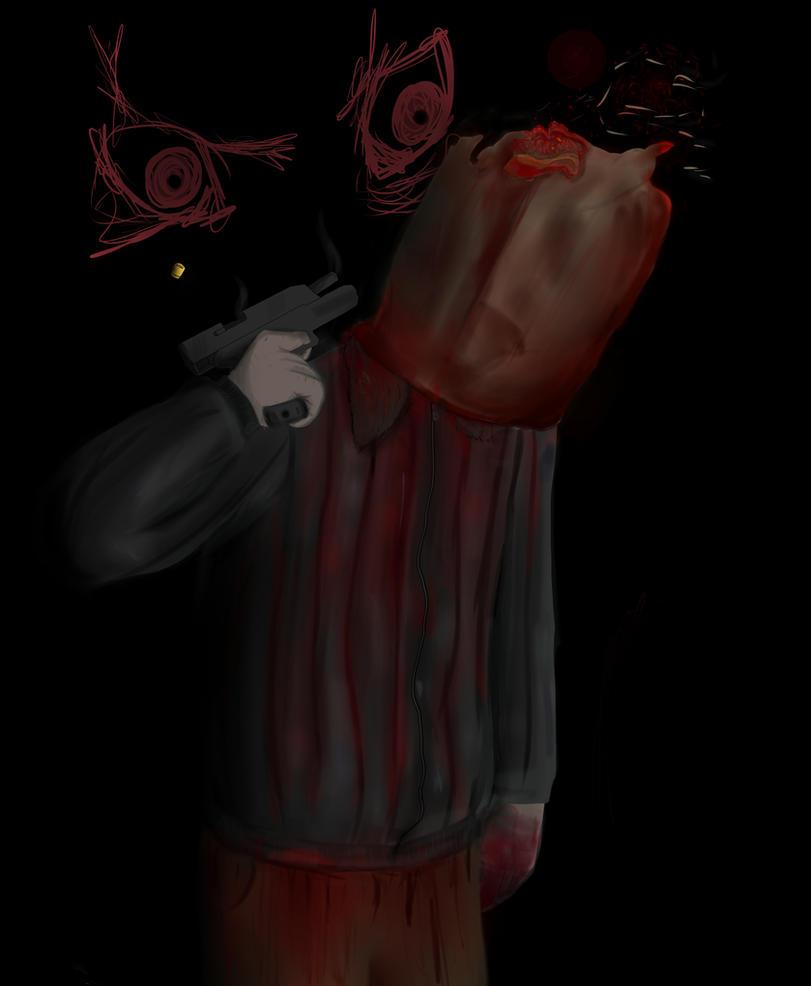 Suicider by Sergie-Kamazekov